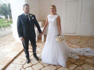 Le nozze di Michele e Tetyana