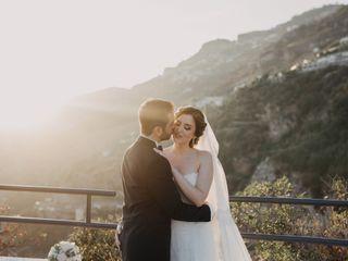 Le nozze di Vincenzo e Lara