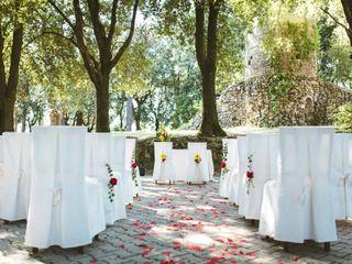 Le nozze di Catia e Jean Luc 1
