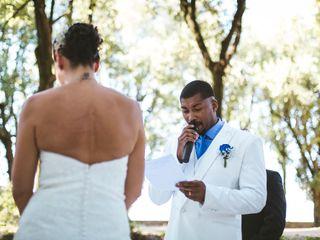 Le nozze di Catia e Jean Luc 3