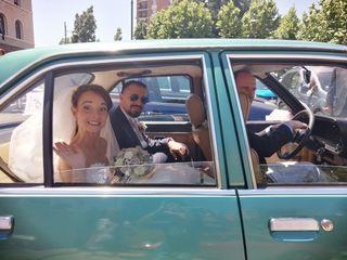 Le nozze di Alberto  e Martina 1