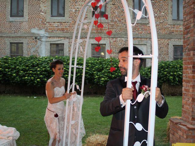 Il matrimonio di Alessandra e Marco a Gaggiano, Milano 2