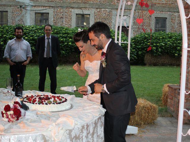 Il matrimonio di Alessandra e Marco a Gaggiano, Milano 5