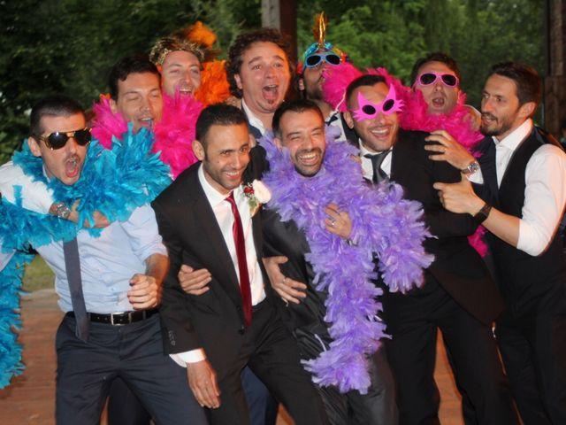 Il matrimonio di Alessandra e Marco a Gaggiano, Milano 6