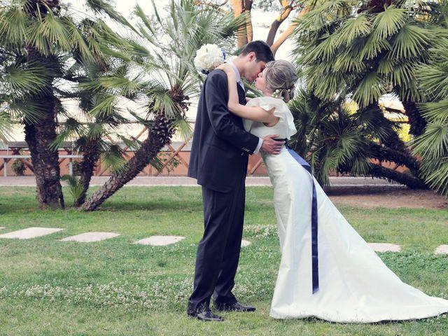 le nozze di Elisa Marina e Antonio