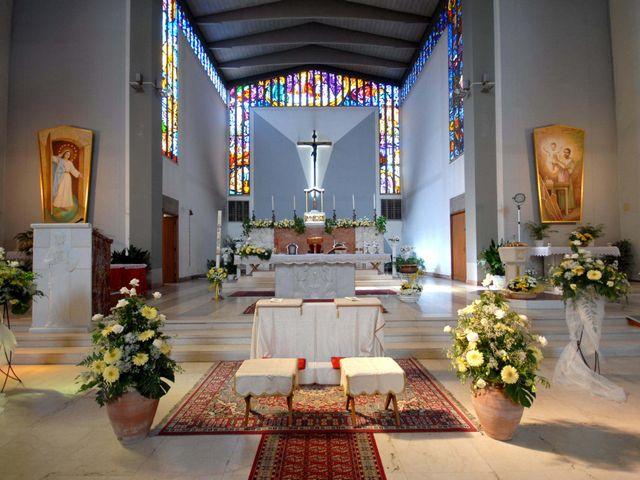 Il matrimonio di Matteo e Nadya a Montecatini-Terme, Pistoia 34