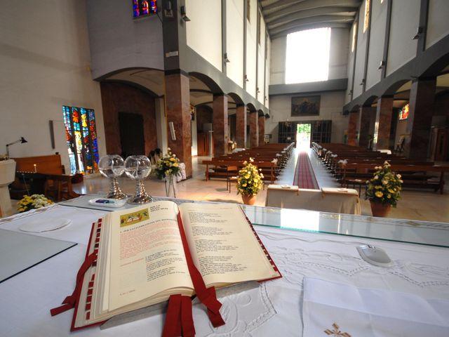 Il matrimonio di Matteo e Nadya a Montecatini-Terme, Pistoia 43