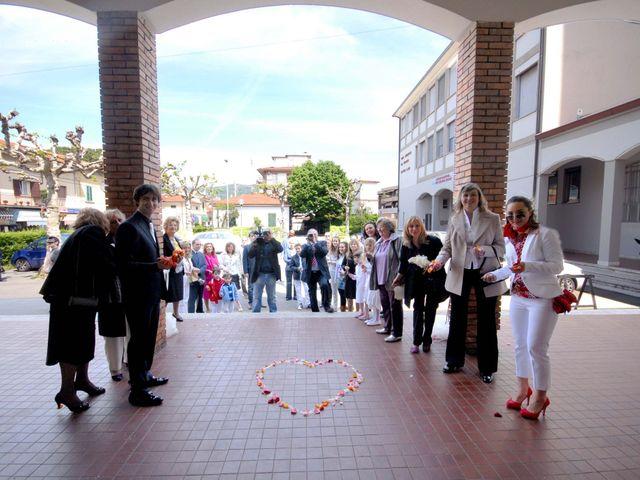 Il matrimonio di Matteo e Nadya a Montecatini-Terme, Pistoia 70
