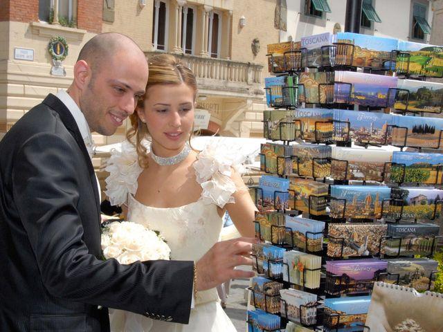 Il matrimonio di Matteo e Nadya a Montecatini-Terme, Pistoia 84