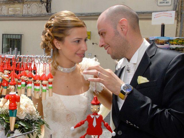 Il matrimonio di Matteo e Nadya a Montecatini-Terme, Pistoia 85