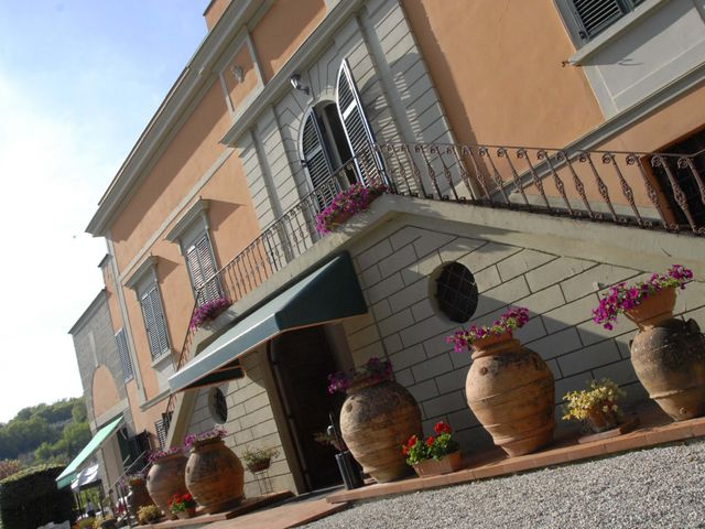 Il matrimonio di Matteo e Nadya a Montecatini-Terme, Pistoia 96