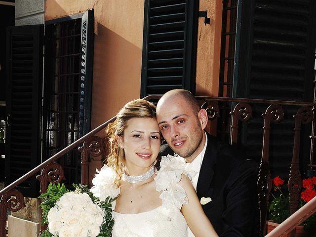 Il matrimonio di Matteo e Nadya a Montecatini-Terme, Pistoia 98