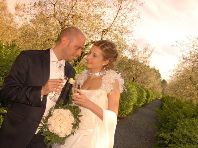 Il matrimonio di Matteo e Nadya a Montecatini-Terme, Pistoia 110