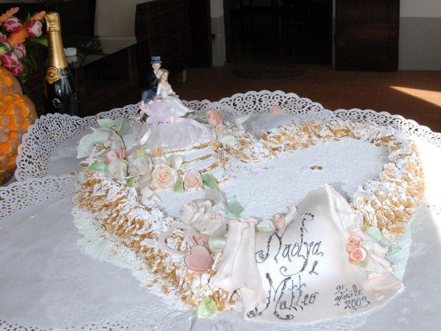Il matrimonio di Matteo e Nadya a Montecatini-Terme, Pistoia 164