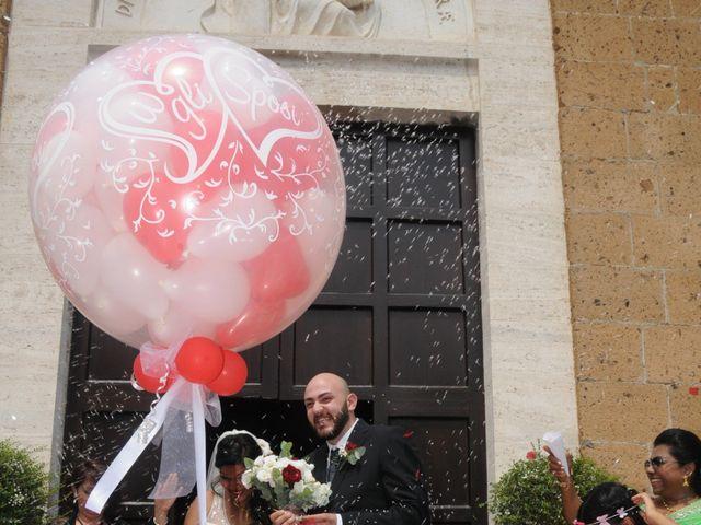 Il matrimonio di Vincenzo e Malki a Orvieto, Terni 3