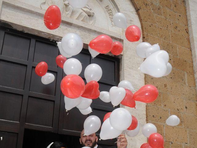 Il matrimonio di Vincenzo e Malki a Orvieto, Terni 4