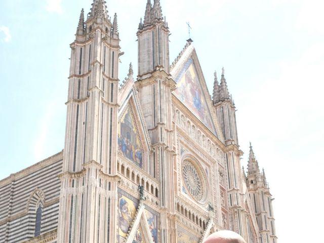 Il matrimonio di Vincenzo e Malki a Orvieto, Terni 15