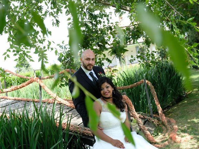 Il matrimonio di Vincenzo e Malki a Orvieto, Terni 18