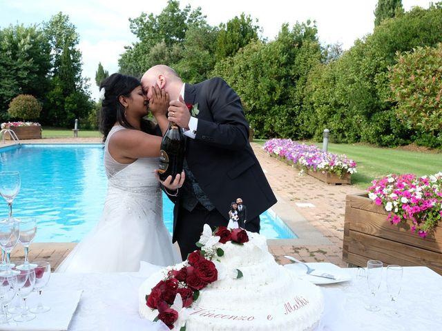 Il matrimonio di Vincenzo e Malki a Orvieto, Terni 30