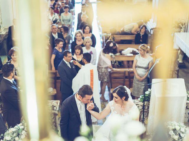 Il matrimonio di Pierpaolo e Dayana a Valverde, Catania 24