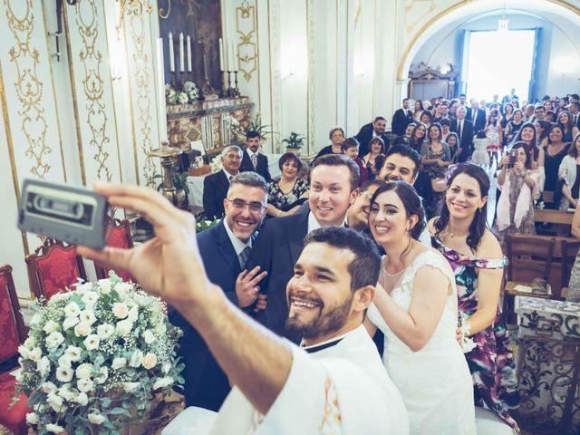 Il matrimonio di Pierpaolo e Dayana a Valverde, Catania 32