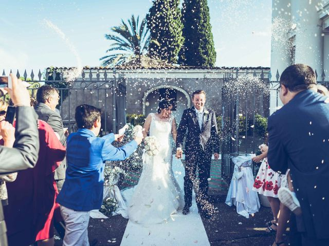 Il matrimonio di Pierpaolo e Dayana a Valverde, Catania 35