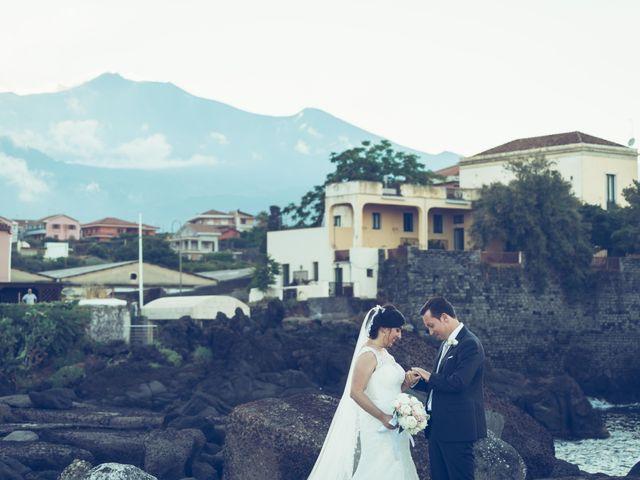 Il matrimonio di Pierpaolo e Dayana a Valverde, Catania 40