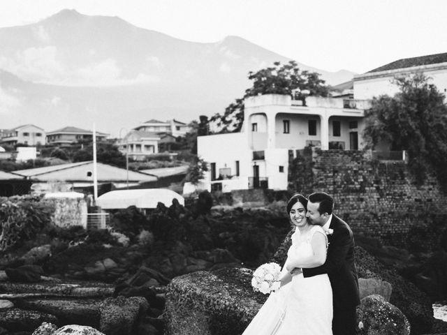 Il matrimonio di Pierpaolo e Dayana a Valverde, Catania 41