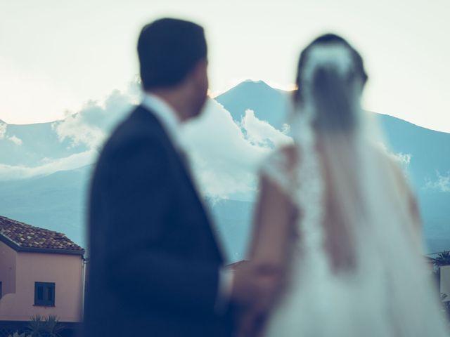 Il matrimonio di Pierpaolo e Dayana a Valverde, Catania 43