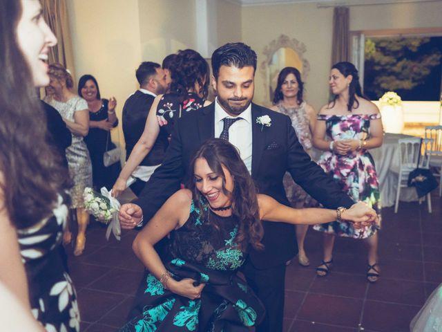 Il matrimonio di Pierpaolo e Dayana a Valverde, Catania 74