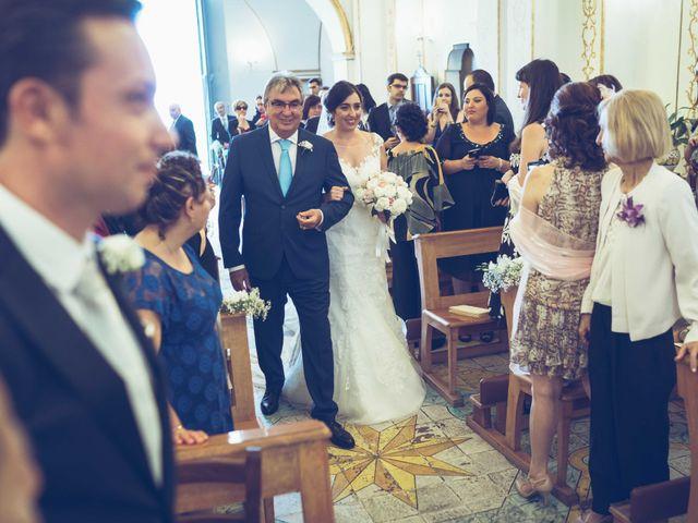 Il matrimonio di Pierpaolo e Dayana a Valverde, Catania 94