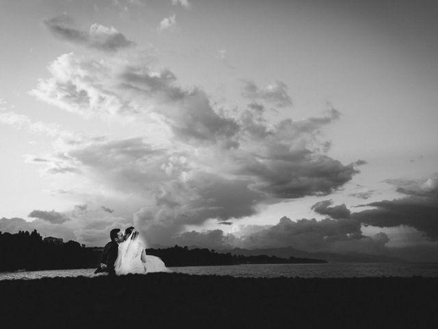 Il matrimonio di Pierpaolo e Dayana a Valverde, Catania 99