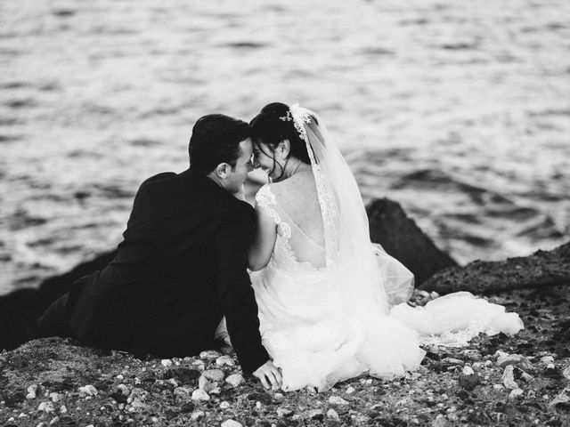 Il matrimonio di Pierpaolo e Dayana a Valverde, Catania 122