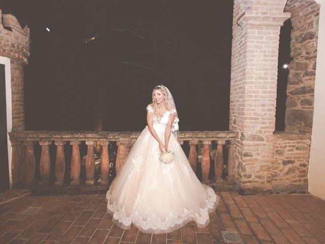 Il matrimonio di Marco e Ilaria a Rocca Susella, Pavia 6