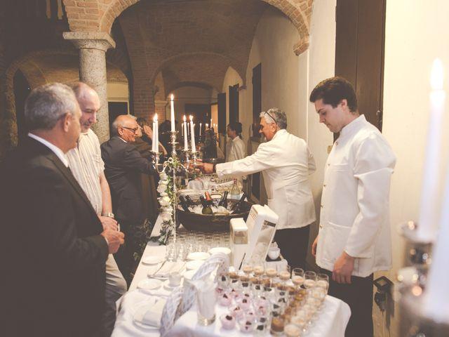 Il matrimonio di Marco e Ilaria a Rocca Susella, Pavia 4