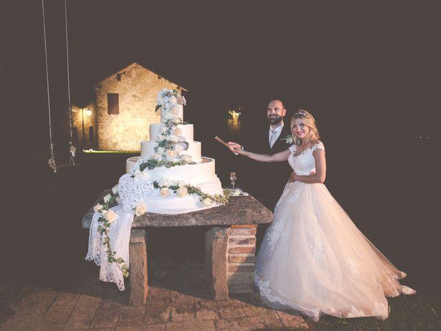 Il matrimonio di Marco e Ilaria a Rocca Susella, Pavia 10