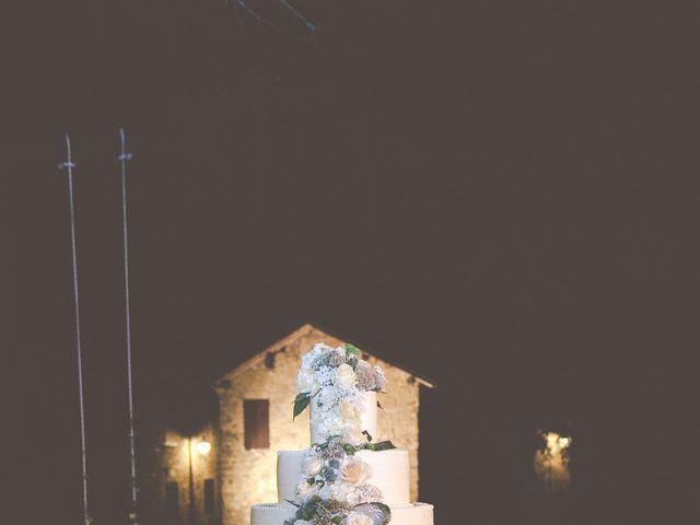 Il matrimonio di Marco e Ilaria a Rocca Susella, Pavia 11