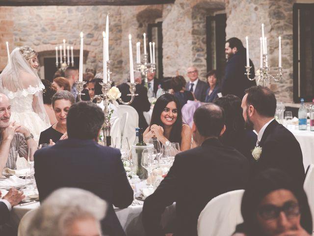 Il matrimonio di Marco e Ilaria a Rocca Susella, Pavia 12