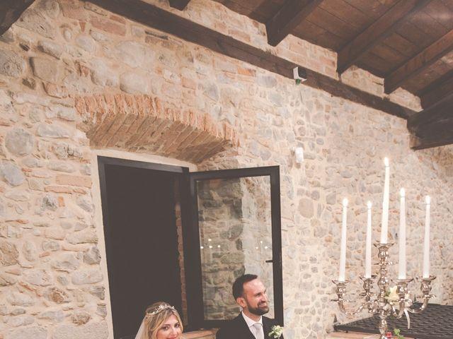 Il matrimonio di Marco e Ilaria a Rocca Susella, Pavia 14