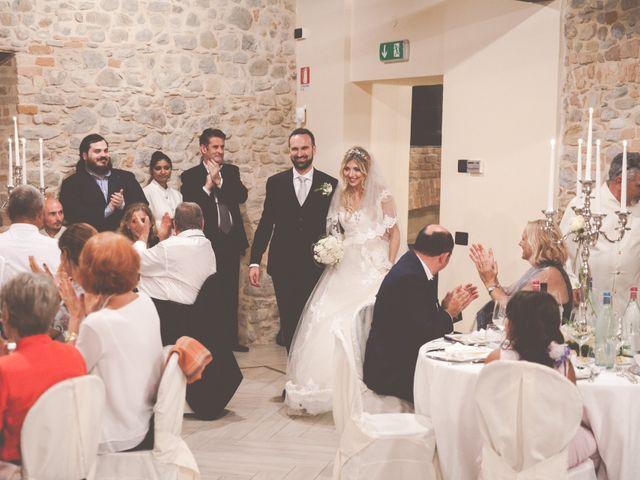 Il matrimonio di Marco e Ilaria a Rocca Susella, Pavia 15