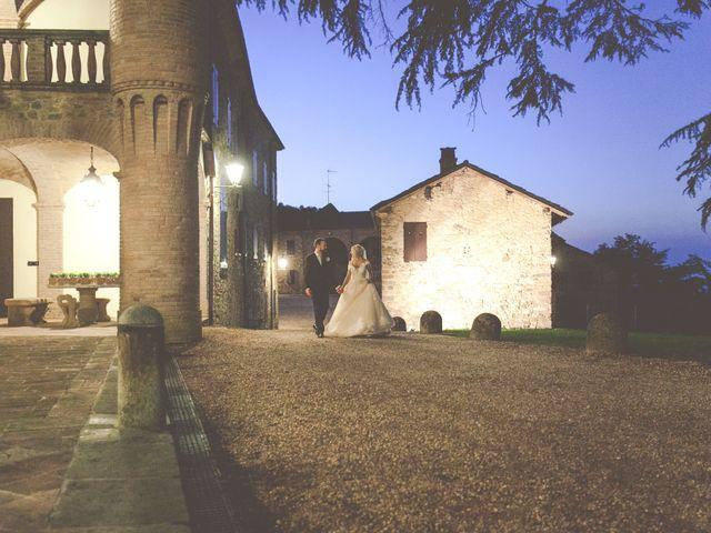 Il matrimonio di Marco e Ilaria a Rocca Susella, Pavia 16