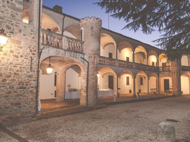 Il matrimonio di Marco e Ilaria a Rocca Susella, Pavia 17