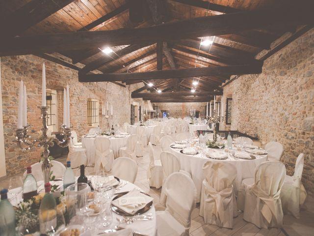 Il matrimonio di Marco e Ilaria a Rocca Susella, Pavia 18