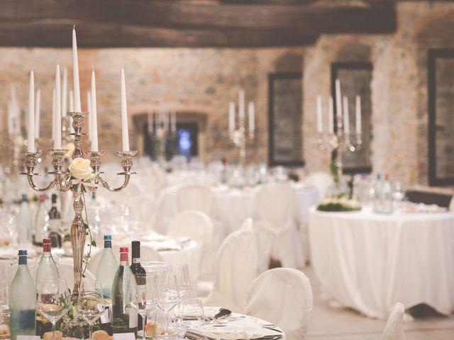 Il matrimonio di Marco e Ilaria a Rocca Susella, Pavia 19