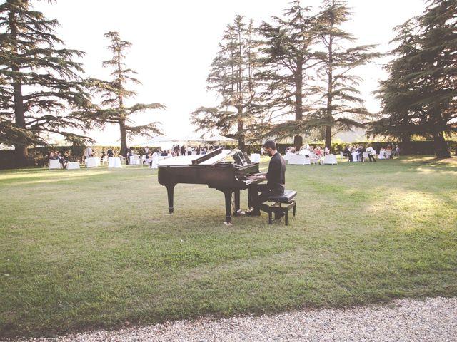 Il matrimonio di Marco e Ilaria a Rocca Susella, Pavia 22