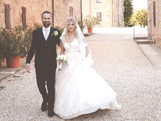 Il matrimonio di Marco e Ilaria a Rocca Susella, Pavia 29