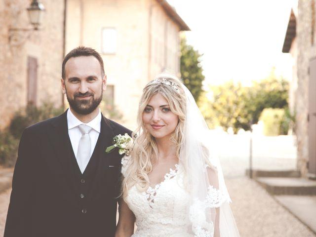 Il matrimonio di Marco e Ilaria a Rocca Susella, Pavia 30