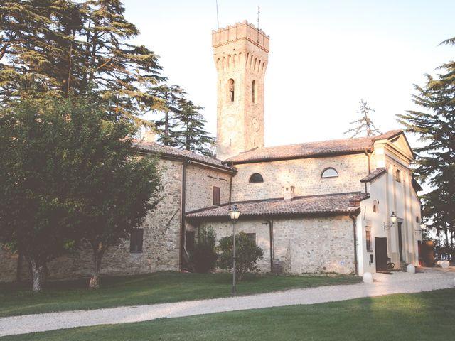 Il matrimonio di Marco e Ilaria a Rocca Susella, Pavia 32