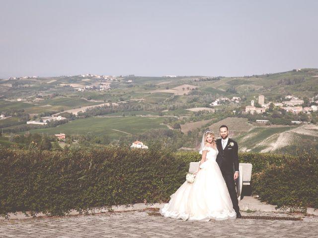 Il matrimonio di Marco e Ilaria a Rocca Susella, Pavia 35