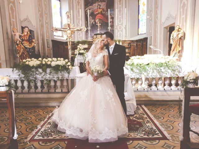 Il matrimonio di Marco e Ilaria a Rocca Susella, Pavia 38